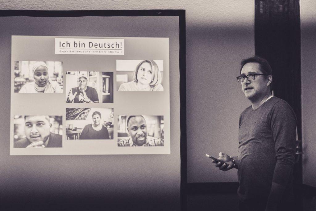 """""""Ich bin Deutsch"""" bei der SG Stern Fotosparte Rastatt"""