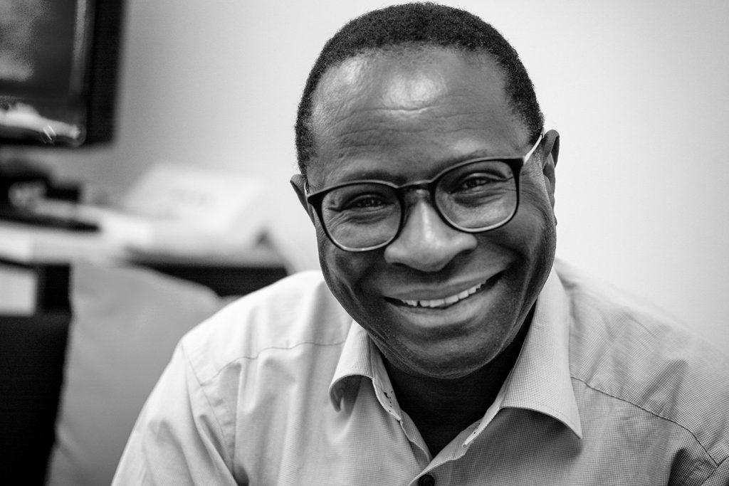 Bild: Ich bin Deutsch! - Dr. Karamba Diaby MdB
