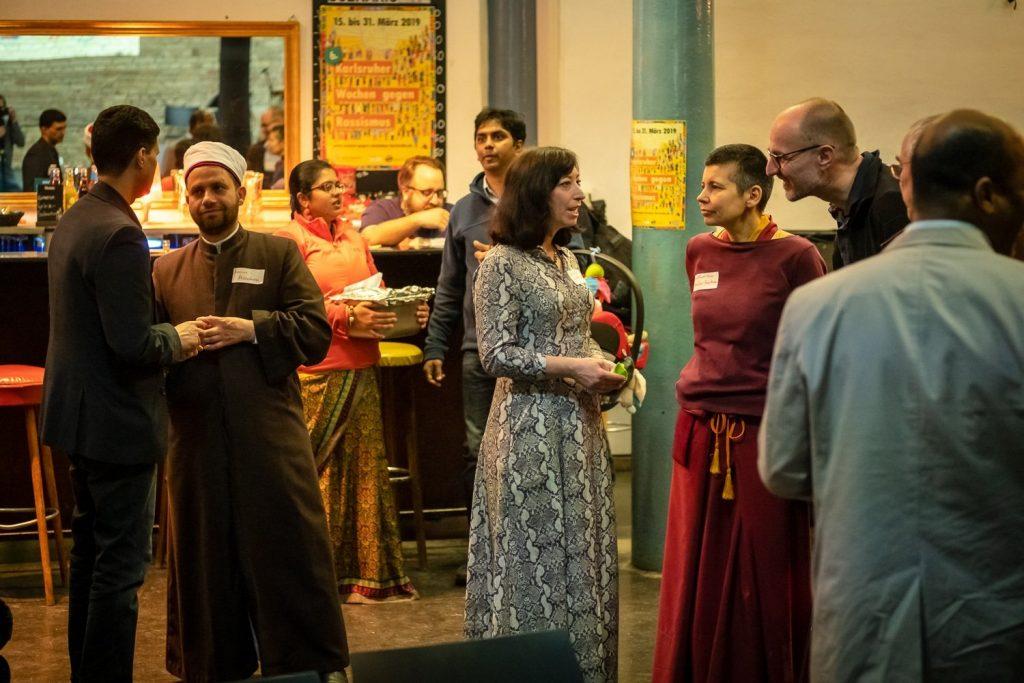 Fest der Religionen – Tempel Karlsruhe