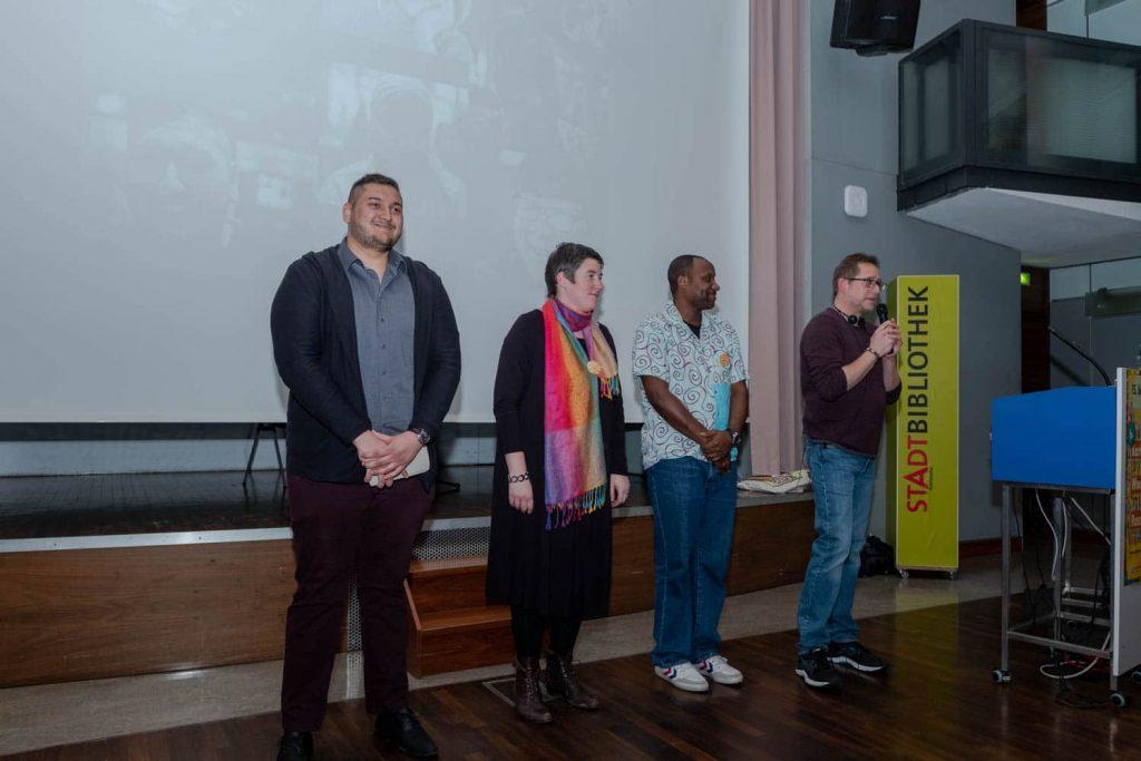 IchBild: Ich bin Deutsch – Nach dem Vortrag im Ständehaussaal