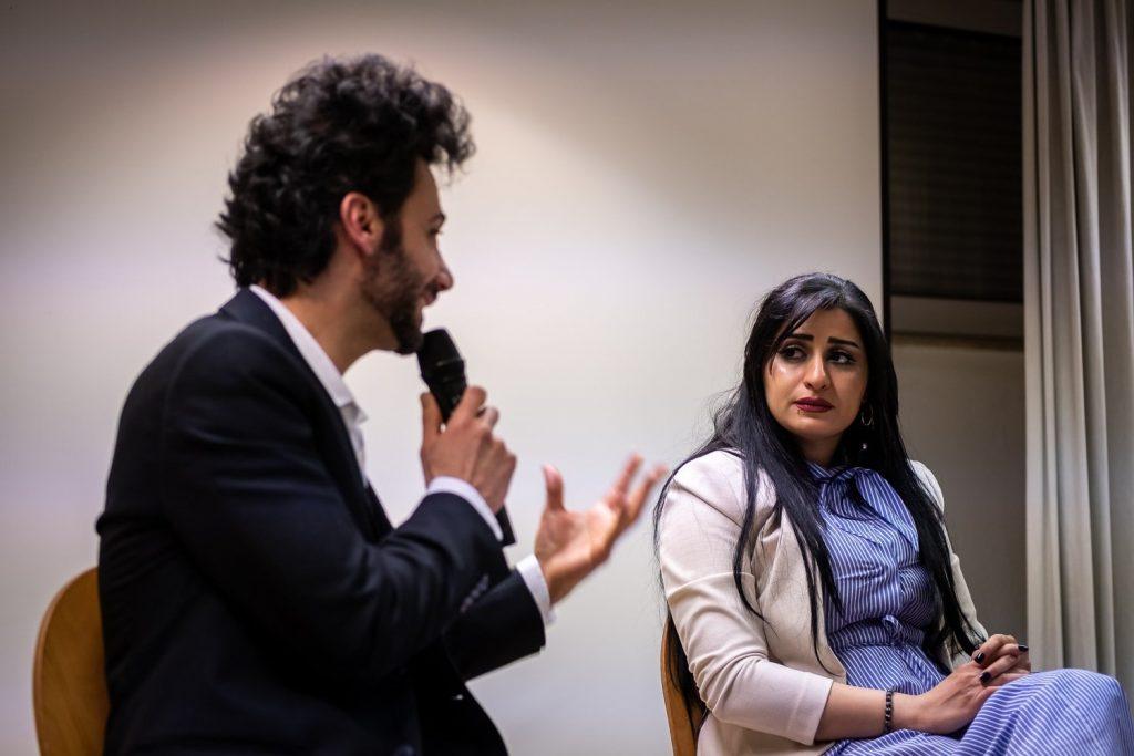 Rana Ahmad – Meine Freiheit meine Würde